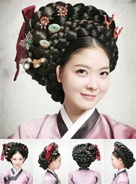 korean hairstyle for hanbok traditional hairstyles for modern beauties gisaeng style