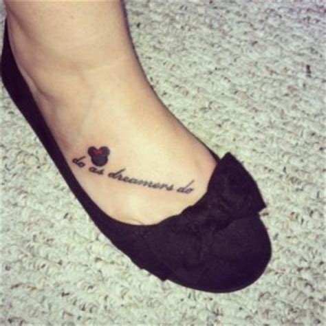 panda tattoo on my foot quote reads quot patience is golden disney tattoos cute quotes quotesgram