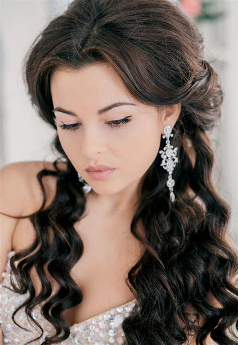 latest wedding hair style for rebonded hair 30 latest wedding hairstyles for inspiration modwedding