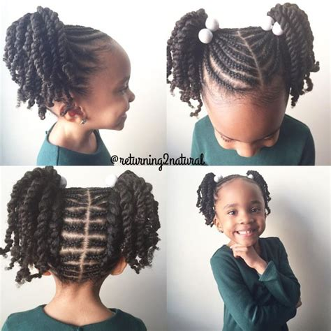 Children Hairstyles by Hairstyles For Black Hair Www Imgkid