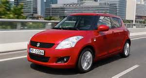 Are Suzuki Swifts Reliable Top Five Most Reliable And Least Reliable Cars This Is Money