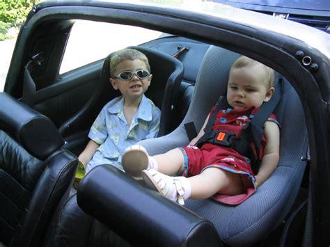 porsche 911 baby seat baby seat in a 911 fits rennlist porsche
