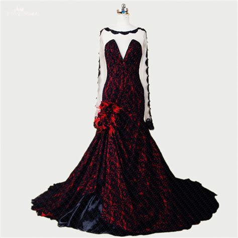 Brautkleider Lange ärmel by Lange 196 Rmel Meerjungfrau Hochzeitskleid Kaufen Billiglange
