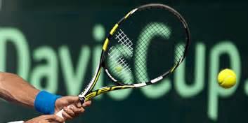 tennis coupe davis la demi finale serbie se