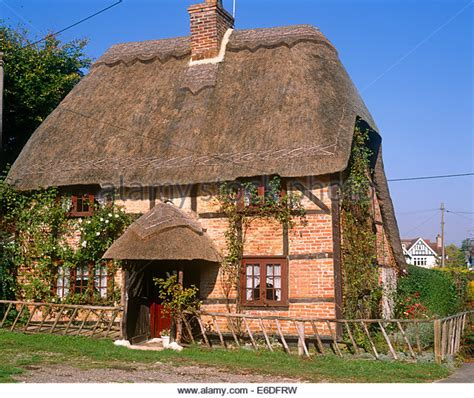 thatched roof cottage thatched roof uk stock photos thatched roof uk stock