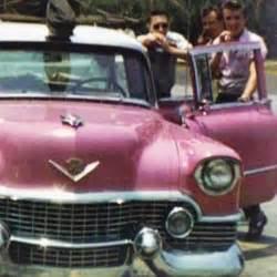 Elvis Cadillacs Elvis And Cadillac