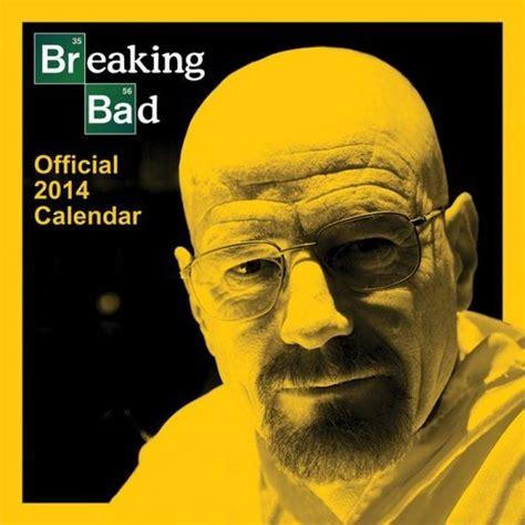 Calendã 2018 Comprar Calend 225 2018 Calendar 2014 Breaking Bad Em Europosters Pt