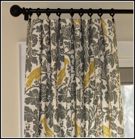 grey and yellow curtain fabric yellow and grey curtain panels curtains home design