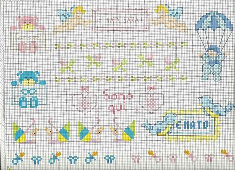 Free Birth And Records Cross Stitch Patterns Baby Birth Records Free Cross Stitch Patterns Crochet Knitting