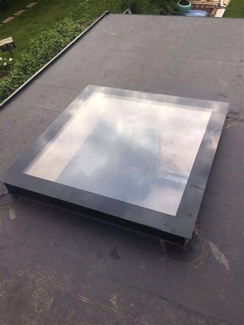 flat roof skylight roof light glass flat roof rooflight skylight