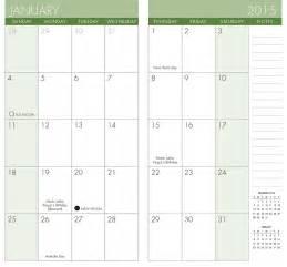 pocket calendar cover design calendar template 2016