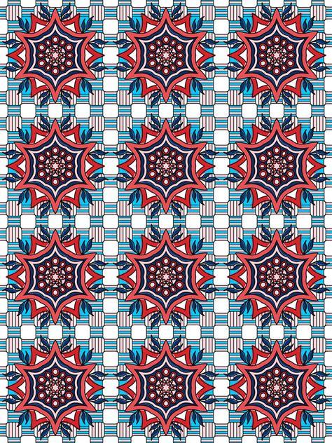 mandala pattern coloring pages  adults mandalas
