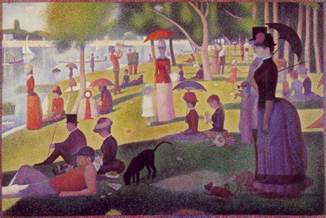 georges seurat most famous paintings www imgkid com seurat a sunday on la grande jatte