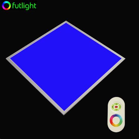 what is rgb lighting panel light rgb led panel light