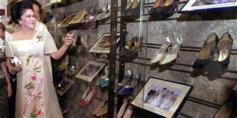 Sepatu Fashion By Lysa Collection marikina shoe museum yang pajang koleksi sepatu imelda