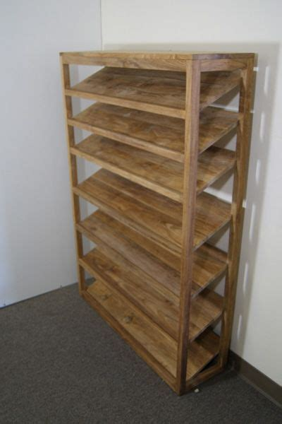 Woodworking Plans For Shoe Rack