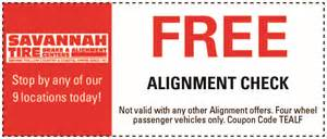 Tires Columbus Ohio Free Alignment Tire Coupons