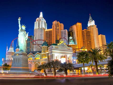 las vegas hotel top 13 cities in the usa you have to visit in your