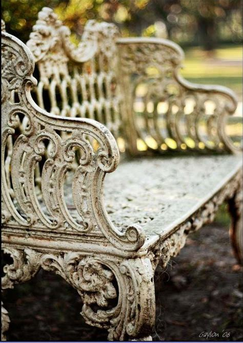 old garden bench beautiful vintage garden bench garden ideas pinterest