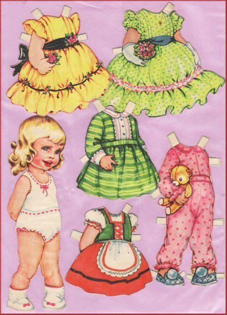 printable vintage paper dolls 1397 best paper dolls images on pinterest vintage paper
