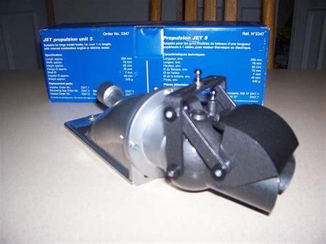rc boat jet unit r c zenoah g260pum and hamilton style jet unit r c tech