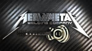 heavy metal logo marckeeling
