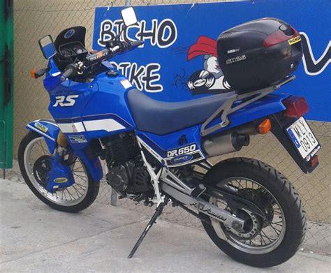 Suzuki Zr 650 1992 Suzuki Dr 650 Rse Pics Specs And Information