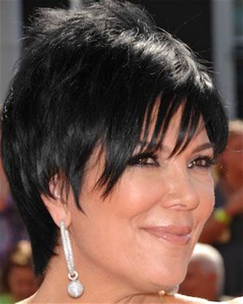 kris jenner haircut all views kris jenner haircut side view short hairstyle 2013