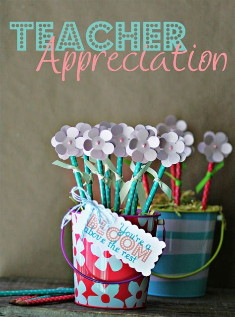Handmade Teachers Day Gift - sassy gift ideas for appreciation week