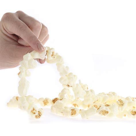 artificial popcorn garland garlands