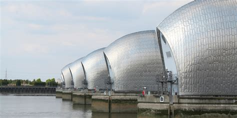 thames barrier obsolete thames flooding flushes out flawed thinking on london data