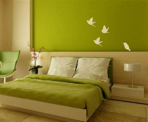 green paint for bedroom walls interior design ideas green wall color room