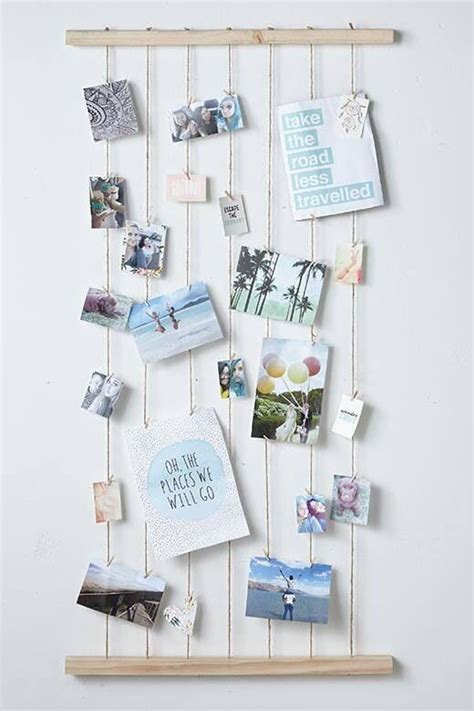 how to decorate your room diy alysiasquire ideas photo displays diy photo and disney land
