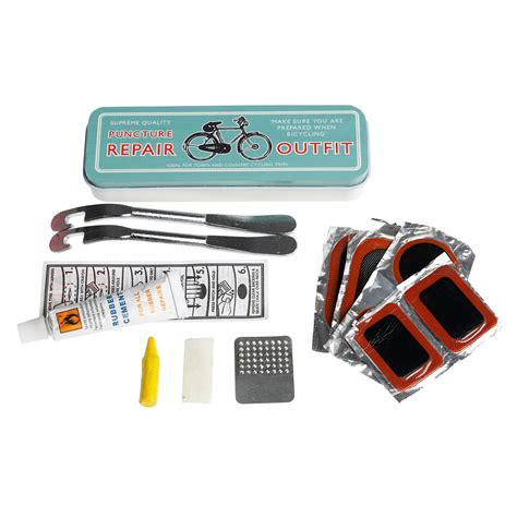 Repair Kit Smash By Bike World bicycle puncture repair kit rex at dotcomgiftshop