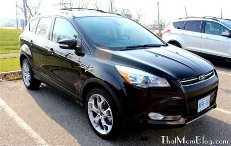Ford Titanium Escape 2013 Ford Escape Titanium Review That