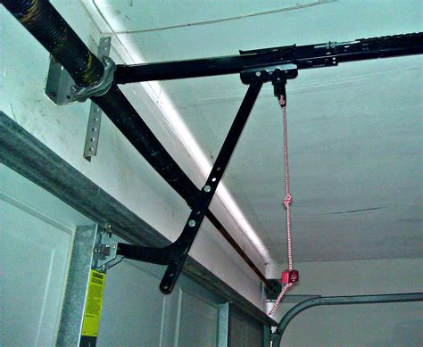 Garage Door Opener Release Mechanism Garage Door Springs Cowtown Garage Door