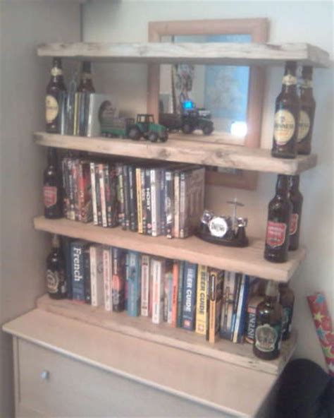 1000 images about wine bottle shelves on