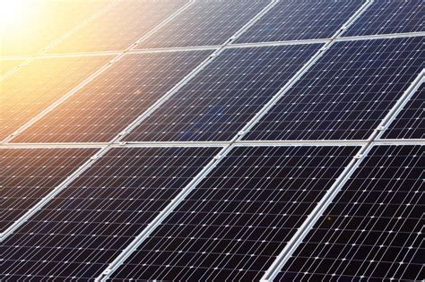 Solar Panel Curtains Solar Panels Free Stock Photo Domain Pictures