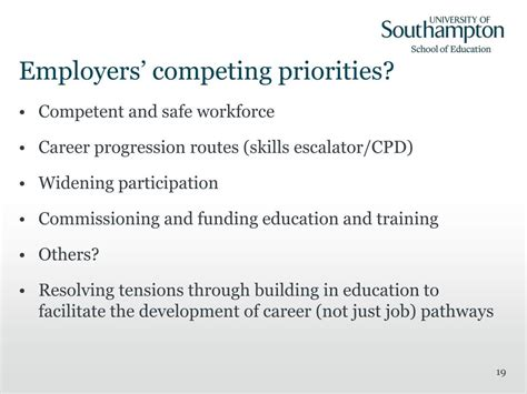 ppt expansive approaches to supporting staff development opportunities and barriers