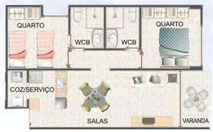 Programa Para Fazer Projetos De Casas Gratis Em Portugues modelo simples 2 dor plantas de casas e sobrados