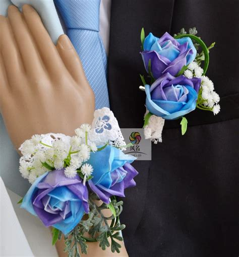 Handmade Corsage And Boutonniere - handmade wedding corsages groom boutonniere bridal