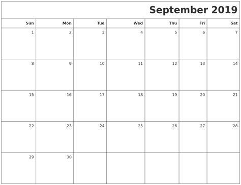 More Calendars December 2019 Free Monthly Calendar