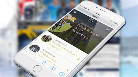 new version for mobile new version mobile fcgm fr football club guipry messac