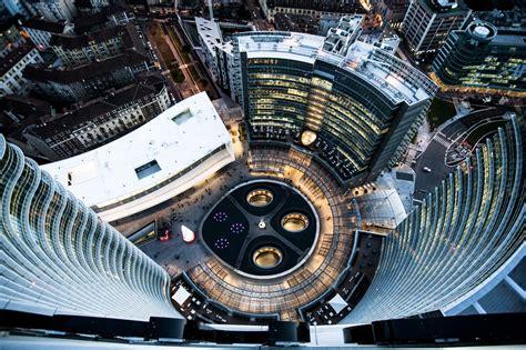 orari della unicredit la vista dall alto della torre unicredit foto fabrizio villa