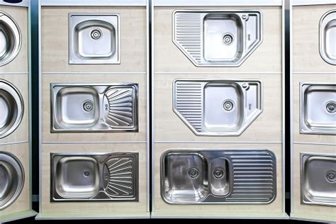 Kitchen Sinks Types Different Types Of Sinks For Kitchen
