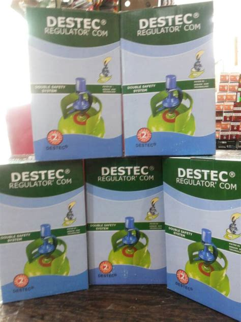 Destec Regulator Lpg jual tanpa selang destec regulator lpg safety
