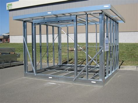 Steel Framed Shed by Yardpods Personal Space Delivered