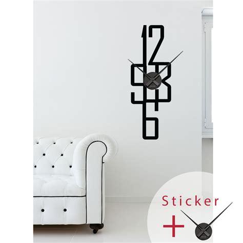 Bloc Porte Interieur 423 by Sticker Bloc De Chiffres Stickers Horloges Design