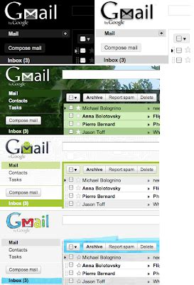 themes for google mail f 252 nf neue themes f 252 r google mail gwb