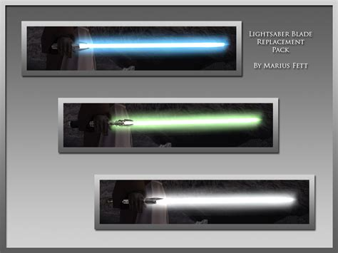 kotor 2 lightsaber colors lightsaber blade replacement pack tsl deadly